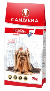 CANIVERA Adult Toy&Mini Breeds